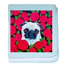 """""""My Valentine"""" baby blanket"""