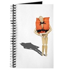 Wearing Life Preserver Journal