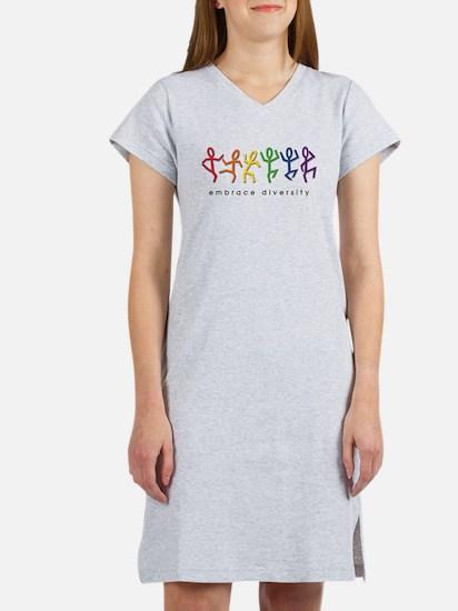 gay pride dance Women's Nightshirt