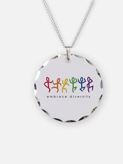 gay pride dance Necklace