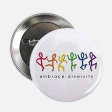 """gay pride dance 2.25"""" Button (100 pack)"""