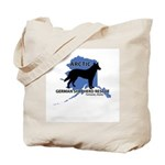 Rescue Logo Tote Bag