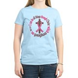 Breast cancer Women's Light T-Shirt