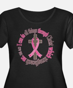 Phil 4:13 Breast Cancer T