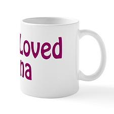 Most Loved Nana Mug