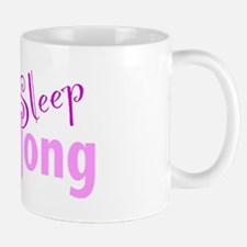 Eat Sleep Mahjong Mug