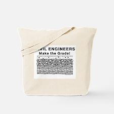Civil Engineers Tote Bag