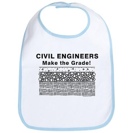 Civil Engineers Graded Bib