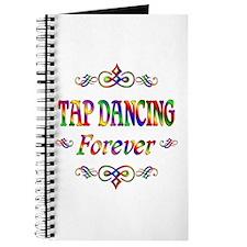 Tap Dancing Forever Journal