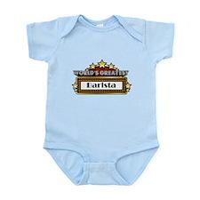 World's Greatest Barista Infant Bodysuit