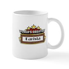 World's Greatest Barista Mug