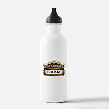 World's Greatest Barrister Water Bottle