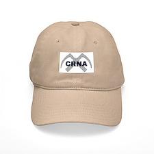 Baseball Cap with CRNA Logo