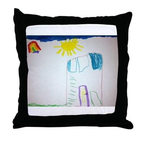 How a child sees and interprets what's real. Throw