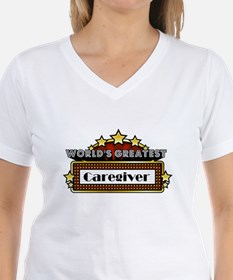 World's Greatest Caregiver Shirt