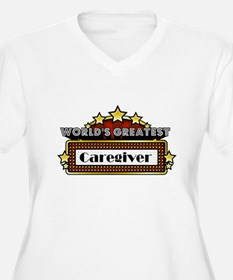 World's Greatest Caregiver T-Shirt