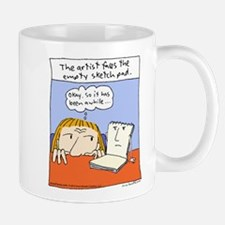 Artists Block Mug