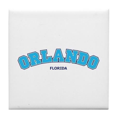 Orlando Varsity Tile Coaster