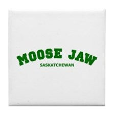 Moose Jaw Varsity Tile Coaster