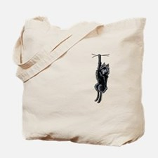 Clingy Schipperke Tote Bag
