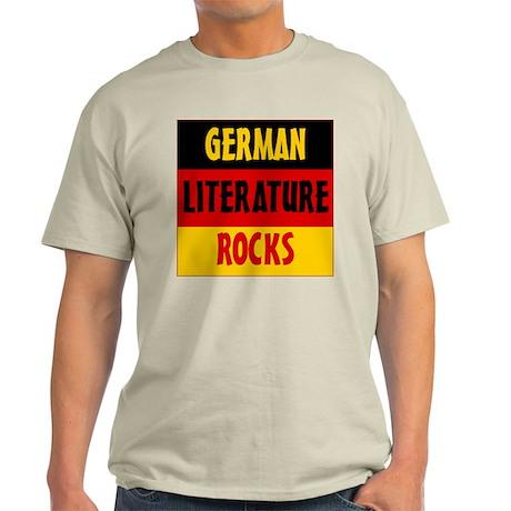 German Lit Rocks Light T-Shirt
