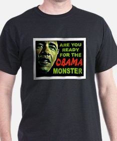 OBAMA MONSTER T-Shirt