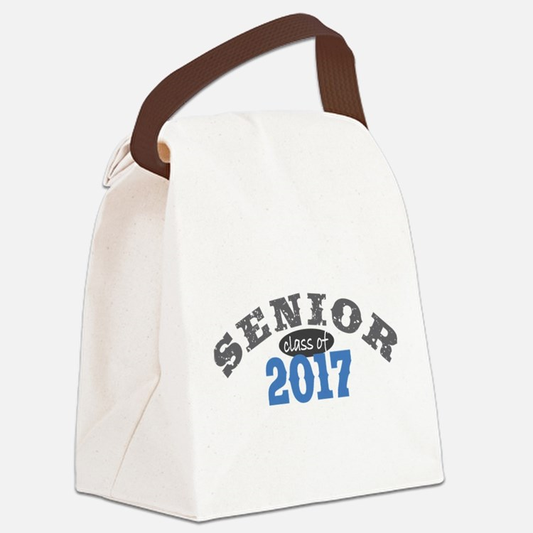 Senior Class of 2017 Canvas Lunch Bag