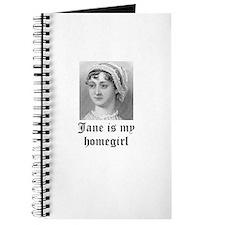Jane Austen homegirl Journal
