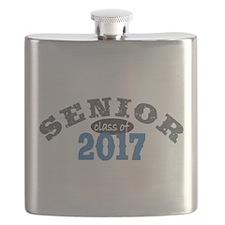 Senior Class of 2017 Flask