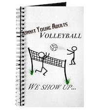 SYA volleyball Journal