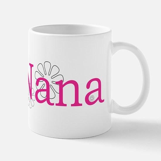Nana Name Pink Mug