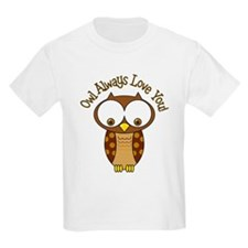Owl Always Love You T-Shirt