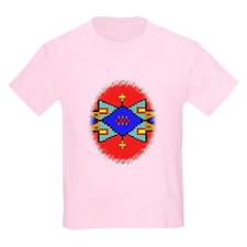 Lakota Dreams Blanket Design T-Shirt