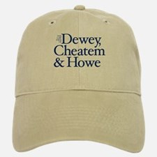 Dewey, Cheatem and Howe - Khaki Baseball Baseball Cap