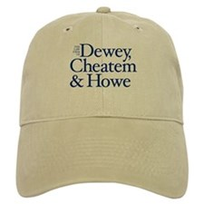 Dewey, Cheatem and Howe - Khaki Baseball Cap