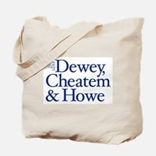 Dewey, Cheatem and Howe - Tote Bag
