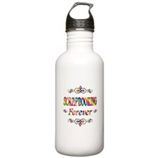 Scrapbooking Forever Water Bottle