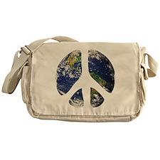 World Peace Messenger Bag