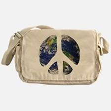 World Peace Messenger Bag
