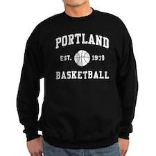 Portland Basketball Sweatshirt