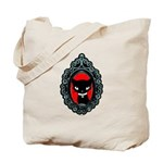 Mystery Portrait Tote Bag
