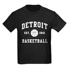 Detroit Basketball T