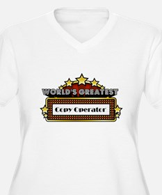 World's Greatest Copy Operator T-Shirt