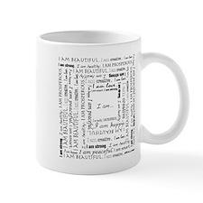 affirm.a.wear I AM Affirmation Mug