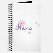 Nana Flowers Journal