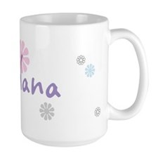 Nana Flowers Mug