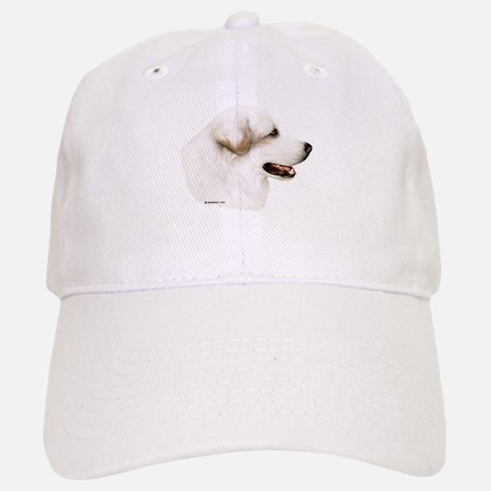 Great Pyrenees Baseball Baseball Cap
