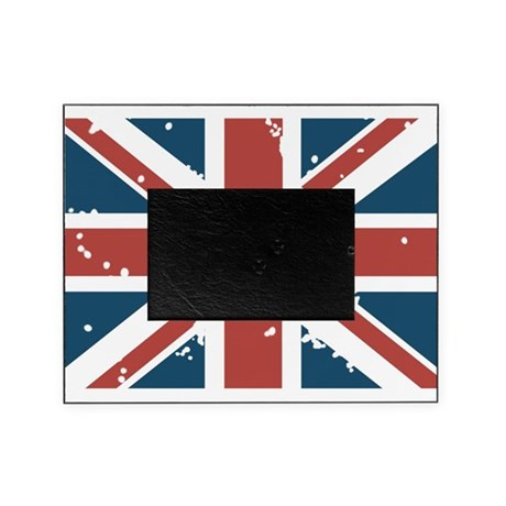 Union Jack Flag Picture Frame