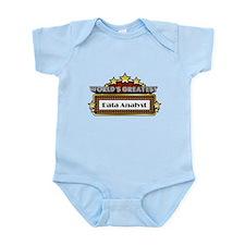 World's Greatest Data Analyst Infant Bodysuit