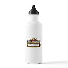World's Greatest Data Analyst Water Bottle